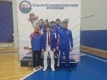 Декабрь 2017 г. III Открытый международный турнир по тхэквондо
