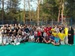 Июль-Август 2018 г. Международные сборы с участием сборных команд Ирана,Белоруссии и России в г. Санкт-Петербург
