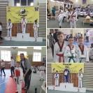 Октябрь 2018г. Открытый чемпионат города Шахты по тхэквондо