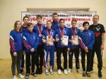 Апрель 2018г. Всероссийские соревнования по тхэквондо