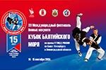 Сентябрь 2013г. Кубок Балтийского моря (г.СПб)